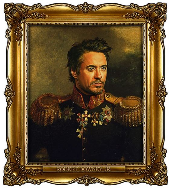 tableau robert downey jr