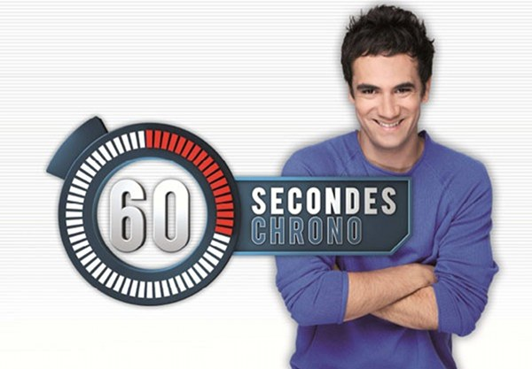 60 secondes chrono Alex Goude