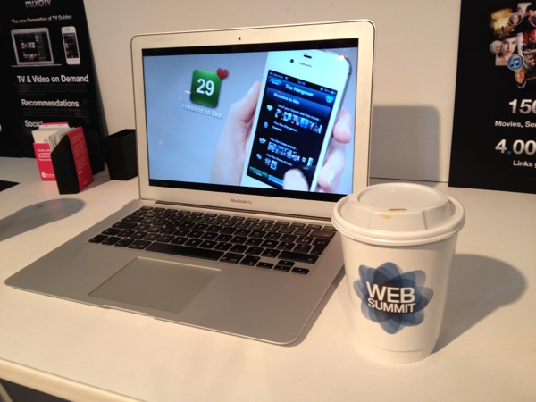 Web summit 2012