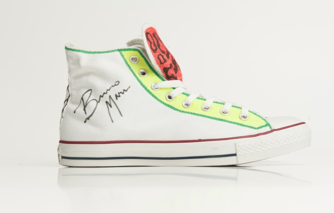 bruno mars converse in their shoes ebays