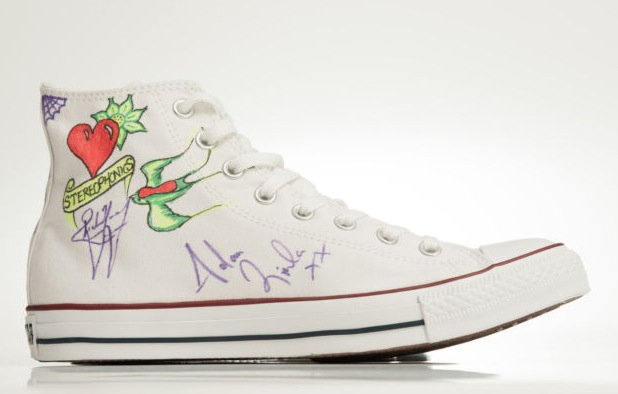 shoes stereophonics converse