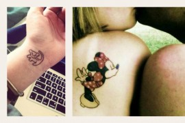 Tatouage_Disney