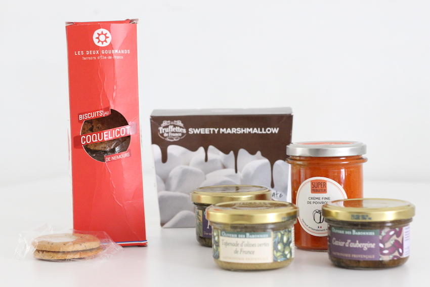produits bonjour french food