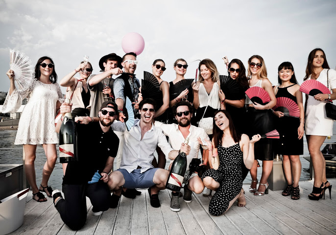 la folie douce by le majestic a cannes