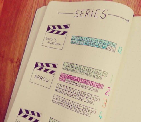 inspiration bullet journal