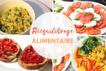 reequilibrage alimentaire