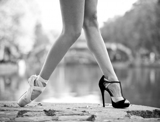chaussures dance